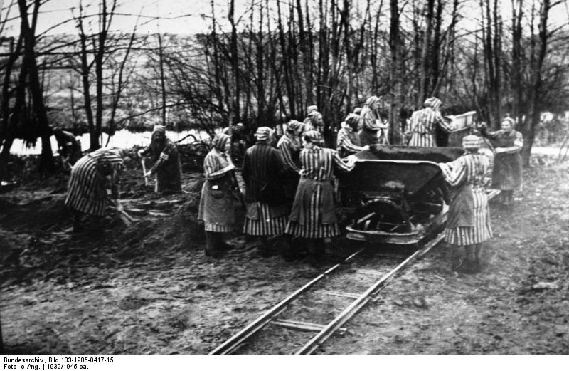 Photo of Holocaust Women Prisoners